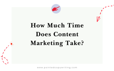 B2B Content Marketing: How Much Time Does It Really Take?